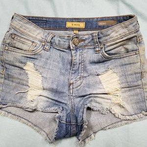 STS Blue jean shorts Size 3